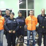 Policia Guarda Civil Sao Paulo K-9 Detection Dog School Germany